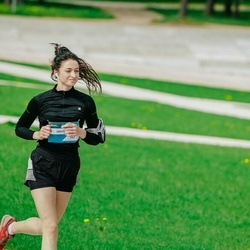 Trase Maratons Mežaparkā '21 - Jana Taujēna (197)