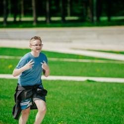 Trase Maratons Mežaparkā '21 - Daniels Salinieks (110)