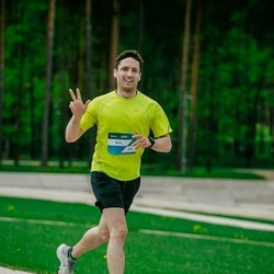 Trase Maratons Mežaparkā '21 - Ģirts Ļaudaks (219)
