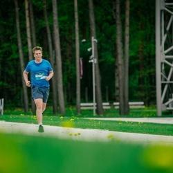 Trase Maratons Mežaparkā '21 - Andrejs Freibergs (872)