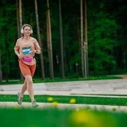 Trase Maratons Mežaparkā '21 - Valērija Freiberga (421)
