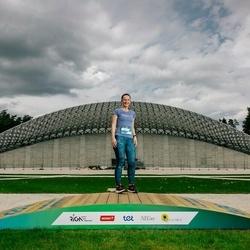 Trase Maratons Mežaparkā '21 - Laura Smukule (530)