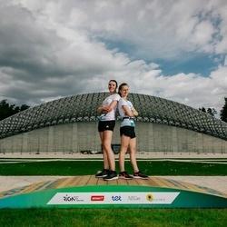 Trase Maratons Mežaparkā '21 - Inga Stepiņa (587)