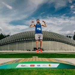 Trase Maratons Mežaparkā '21 - Kaspars Rubenis (345)