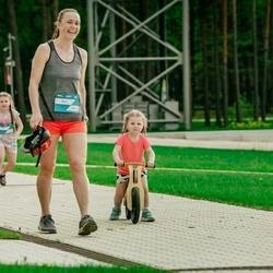 Trase Maratons Mežaparkā '21 - Dace Tetere (548)