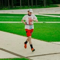 Trase Maratons Mežaparkā '21 - Jānis Ābols (386)