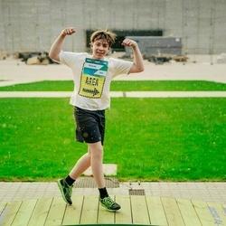 Trase Maratons Mežaparkā '21 - Ričards Ogsts (563)