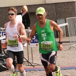 24. Nordea Riia maraton - Carlos Alberto Ventura (2398), Andrius Kirdeikis (4754)