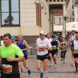 24. Nordea Riia maraton - Emīls Gailis (1222), Kalvis Malderis (1577)