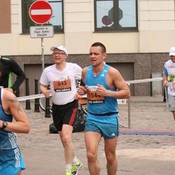 24. Nordea Riia maraton - Esa Högblom (943), Māris Gūtmanis (1544)