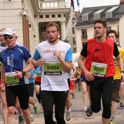 24. Nordea Riia maraton - Felix Schönhofer (3042), Armands Sīlītis (5404)
