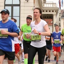 24. Nordea Riia maraton - Agita Gritāne (3777)
