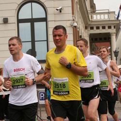 24. Nordea Riia maraton - Aigars Sildars (2518), Jurijs Tukišs (2937)