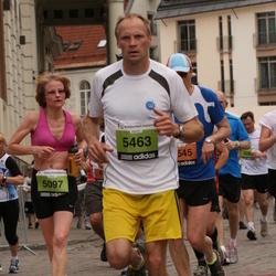 24. Nordea Riia maraton - Erita Kalniņa (5097), Aigars Vidiņš (5463)
