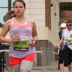 24. Nordea Riia maraton - Aija Bauere (4105)