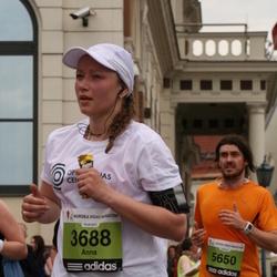 24. Nordea Riia maraton - Anna Mūrniece (3688)