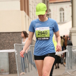 24. Nordea Riia maraton - Agnese Hartpenga (2940)