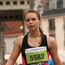 24. Nordea Riia maraton - Evita Bole (5582)