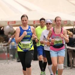 24. Nordea Riia maraton - Agnese Uzrauga (2377), Sara Krampitz (3259)