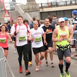 24. Nordea Riia maraton - Marco Helm (294), Edgars Cīrulis (4089), Aleksejs Belokopitovs (5118)