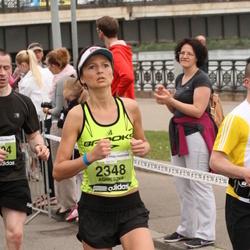 24. Nordea Riia maraton - Agnieszka Biesiada (2348)
