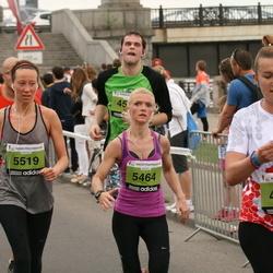 24. Nordea Riia maraton - Agnese Laktiņa (5464), Ilze Začeste Začeste (5519)