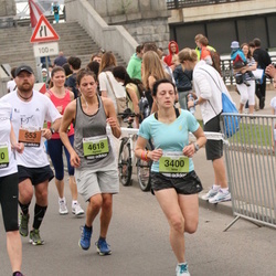24. Nordea Riia maraton - Iana Myroniak (3400), Agnese Fernāte (4618)