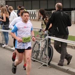 24. Nordea Riia maraton - Ēvalds Žogla (5337)