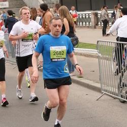24. Nordea Riia maraton - Aleksey Bondarenkov (2682)
