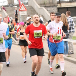 24. Nordea Riia maraton - Łukasz Huńka (2402), Georgijs Ivanovs (3100)