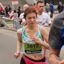 24. Nordea Riia maraton - Agnese Irmeja (3617)