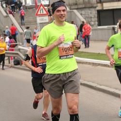 24. Nordea Riia maraton - Adam Sobieszek (1092)
