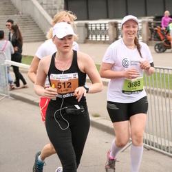 24. Nordea Riia maraton - Linda Mikaelsson (512), Anna Mūrniece (3688)