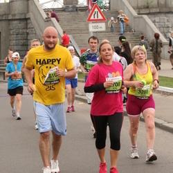 24. Nordea Riia maraton - Zinaida Grīnberga (3280), Jānis Vīksne (3610), Evita Biezmane (3708)