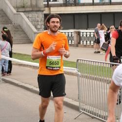 24. Nordea Riia maraton - Alex Abramov (5650)
