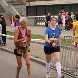 24. Nordea Riia maraton - Laura Kauppinen (366), Georgijs Jermolajevs (1320)