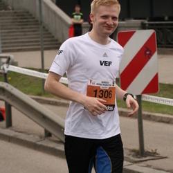 24. Nordea Riia maraton - Ainārs Brālītis (1306)