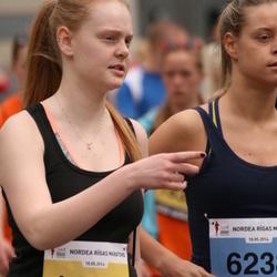 The 24th Nordea Riga marathon - Ilze Krauze (14318)