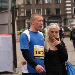 The 24th Nordea Riga marathon - Gerda Pētersone (16706)