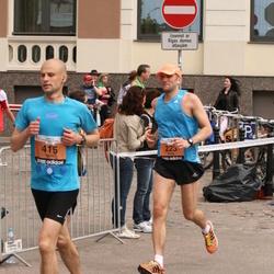 24. Nordea Riia maraton - Brets Pirtnieks (223), Igors Trofimenko (415)