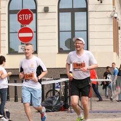 24. Nordea Riia maraton - Esa Högblom (943), Zigmunds Bībers (1388)