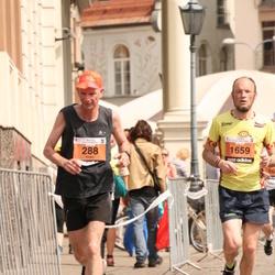 24. Nordea Riia maraton - Koen Van Winckel (288), Andulis Šmidlers (1659)