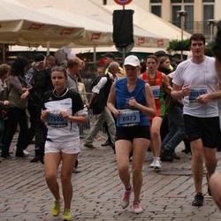 24. Nordea Riia maraton - Evita Reine (7689), Agija Dreijere (8973)