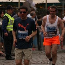 24. Nordea Riia maraton - Agris Briķens (11230), Andis Laganovskis (11440)
