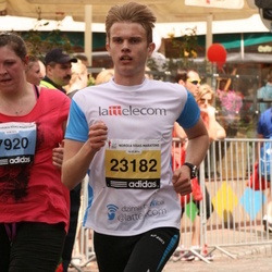 The 24th Nordea Riga marathon - Tomass Kalniņš (23182)