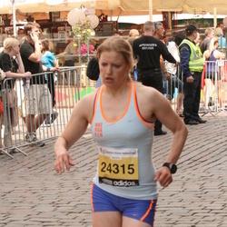 The 24th Nordea Riga marathon - Līga Girgensone (24315)