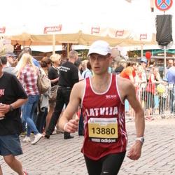 The 24th Nordea Riga marathon - Valdis Nilovs (13880)