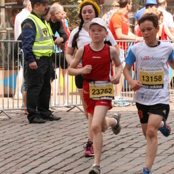 The 24th Nordea Riga marathon - Henrijs Gabrilovičs (13158), Artūrs Liepa (23752)