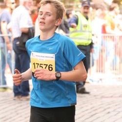 The 24th Nordea Riga marathon - Mareks Ņikiforovs (17576)