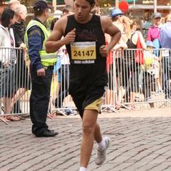 The 24th Nordea Riga marathon - Mounir Salek (24147)